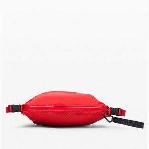 Lululemon All Hours Belt Bag NWT Red